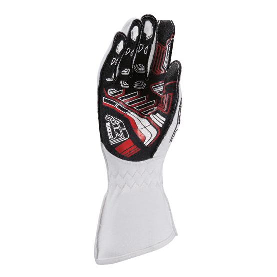 Sparco handskar Arrow KG-7.1 Vit