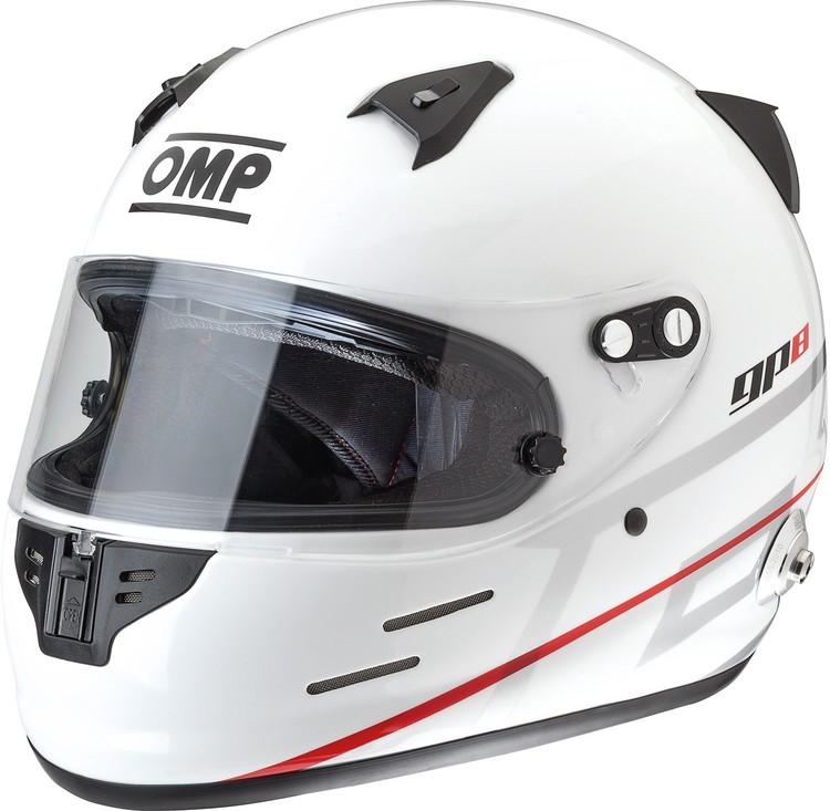 OMP Hjälm GP8 EVO
