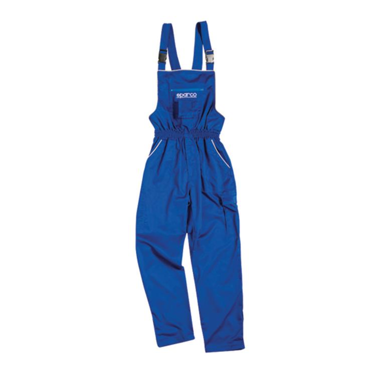 Sparco mekaniker dungarees - Blå