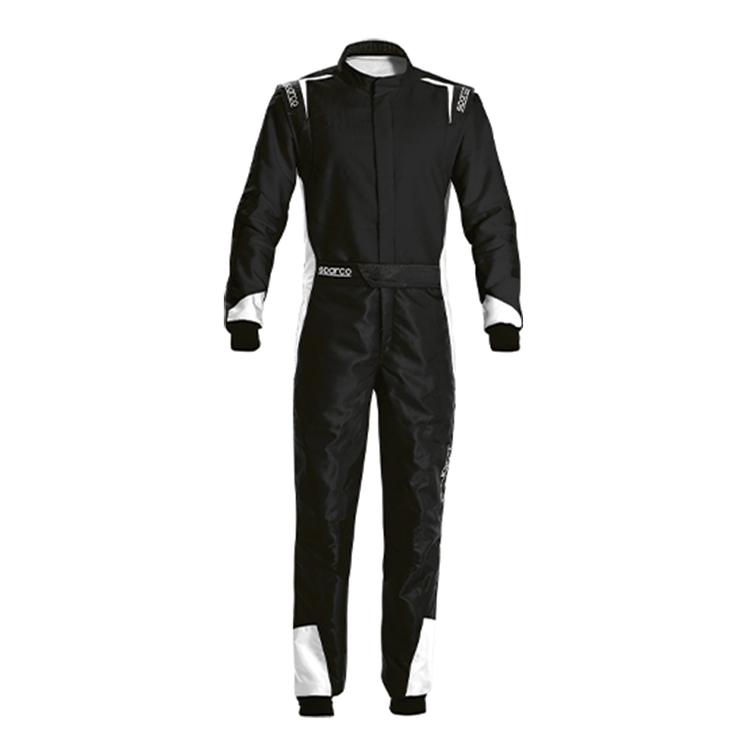 Sparco Karting Overall X-LIGHT KID - Svart/Vit