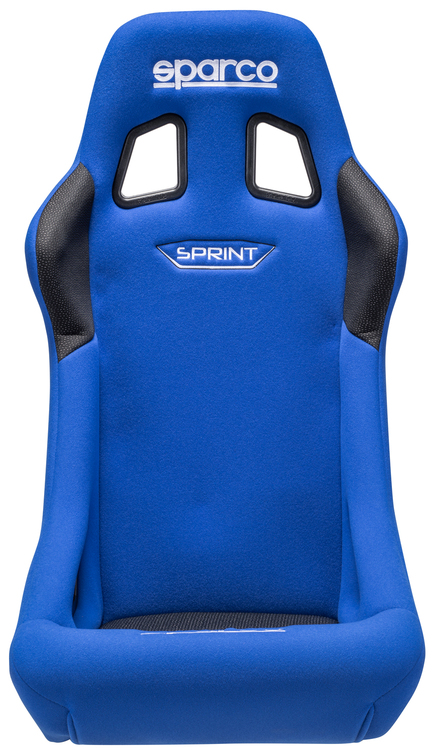 Racingstol Sparco Sprint - Blå