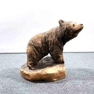 björn i keramik tilgmans
