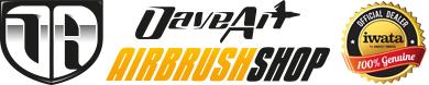 DaveArt AirbrushShop logo