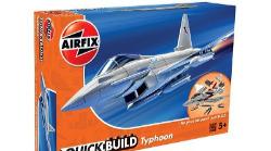 Airfix Quick Build Eurofighter Typhoon REA