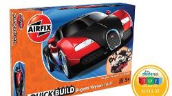 Airfix Quick Build Bugatti Veyron REA