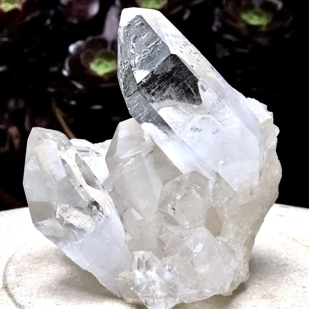Naturlig bergskristall