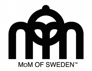 MoM of Sweden Silver smycken logo