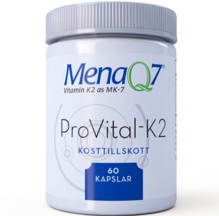 Börja Prenumerera på ProVital-K2