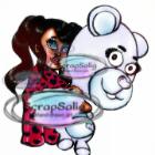 Tilda & Teddy - Digitala Stämplar