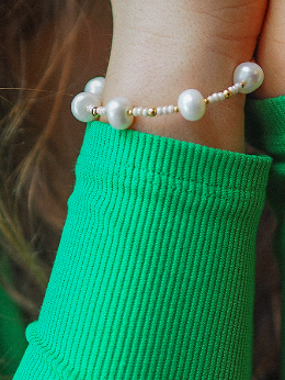 freshwater pearl bracelet nioh