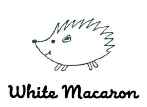 White Macaron