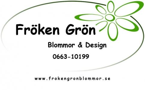 Fröken Grön Blommor & Design