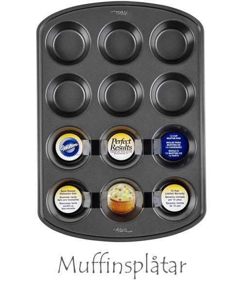 Muffinsplåtar