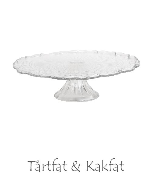 Tårtfat och Kakfat Mynte IB Laursen
