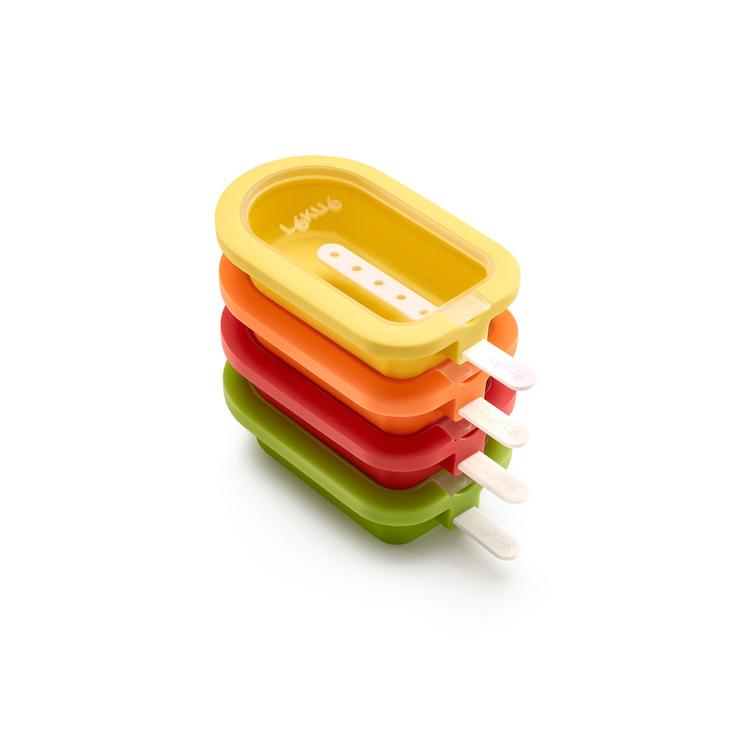Lékué Glassform Stapelbar 4-pack
