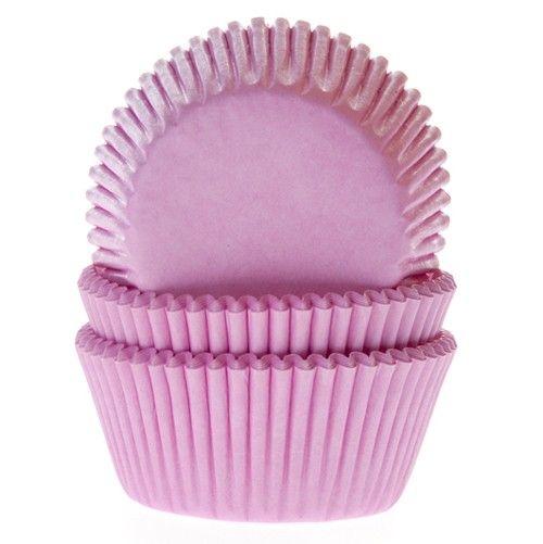 Muffinsformar Ljusrosa