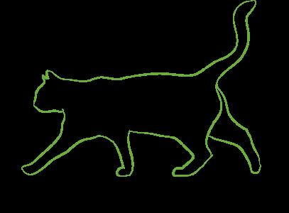 Gröna katter och hundar