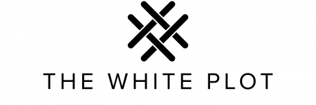 The White Plot logo