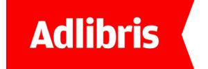 Adlibris logo - jämför leksaker online