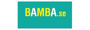 Bamba logo - jämför leksaker online