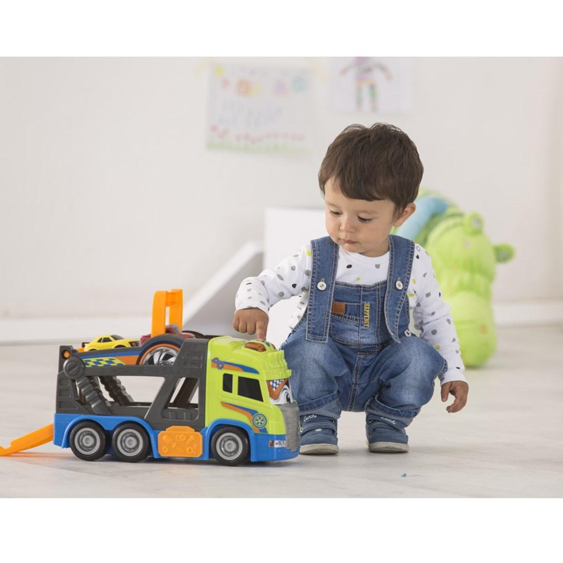 Bilar - leksaker 2 år