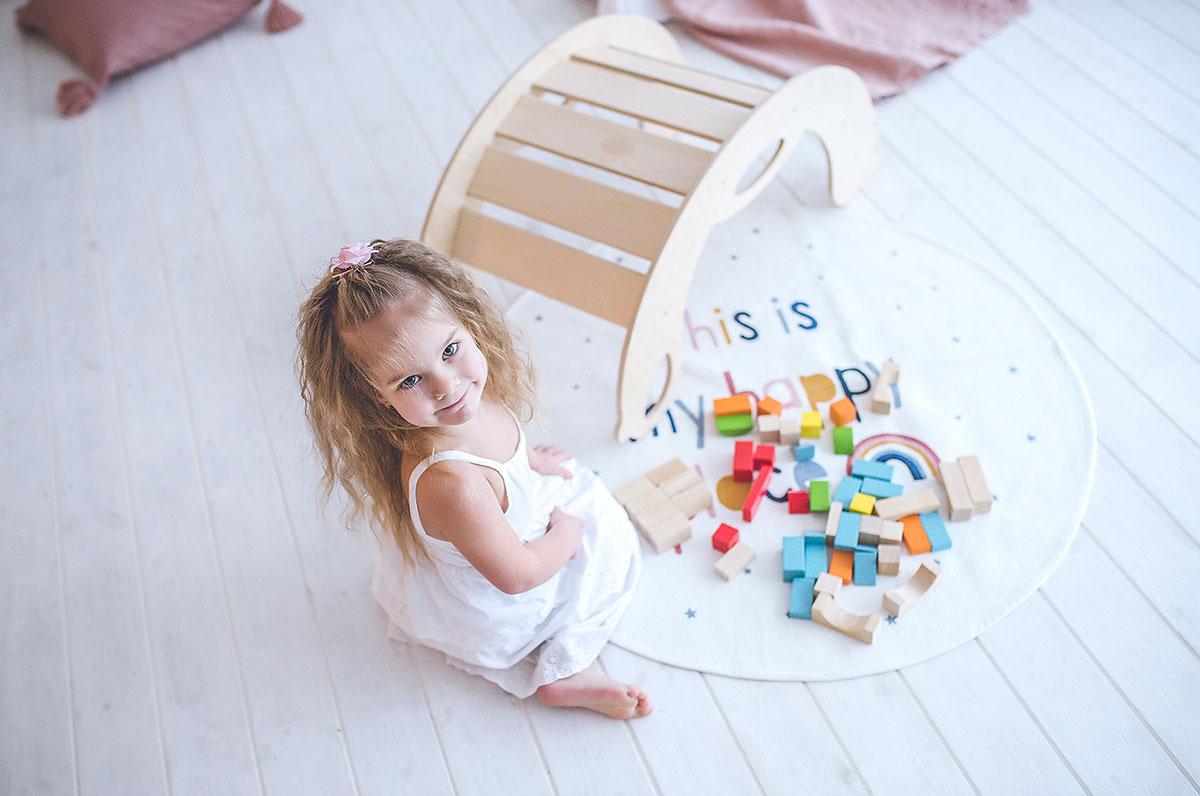 Ekologiska leksaker för barn från Only Handmade
