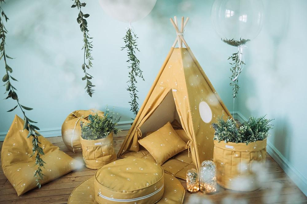 Tipi tält för barn från Only Handmade