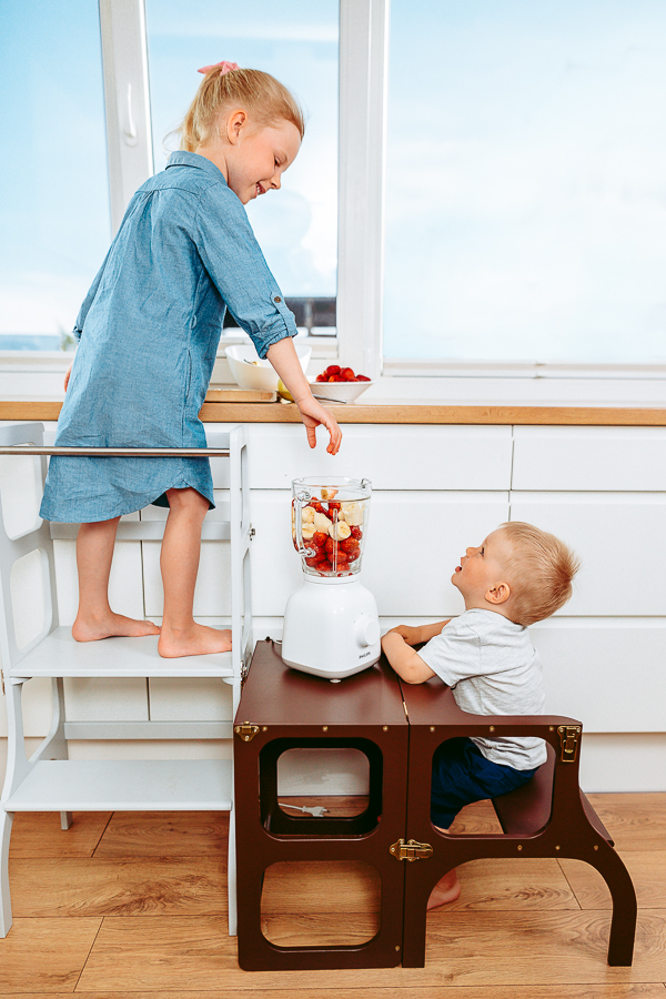 Step`n Sit hjälpa till pall från Only Handmade