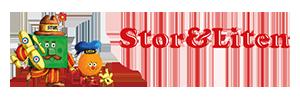 Stor&Liten logo - jämföre leksaker online