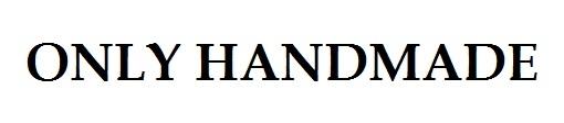Only Handmade logo - jämför leksaker online