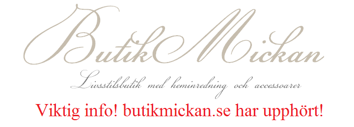 Butik Mickan AB   butikmickan.se