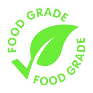 Food Grade --- The symbol identifies that the material used in the product is safe for food and human contact, certified by the FDA (The food and drug administration, US) and the BfR (Bundesinstitut für Risikobewertung).FDA is responsible for protection and promoting public health. This includes food and water containers, packaging materials, cutlery etc. (We are not saying that you should use your IDoll as plate or cutlery but we are saying that you basically could.)  BfR assesses possible chemical risks. In It's work it is supported by the Working Group Toys of the BfR Consumer Articles Committee. This Committee includes national experts of investigation offices, test laboratories and industry. BfR has already carried out health assessments of a number of substances in toys. It's simply a quality suitable for human and animal consumption!
