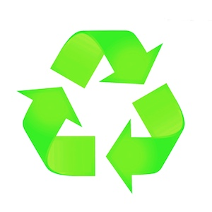 Reduce Reuse Recycle --- Three great ways YOU can eliminate waste and protect our environment! Reduce the amount of Earth's resources that you use. Reuse don't just bin it, could someone else use it? Or can You use it for something else? Recycle could the materials be made into something new? Did you know that over 75% of our trash that ends in dustbin could be recycled? Or that 1 recycled tin can save enough energy to power a television for 3 hours? Don't litter - It makes the world bitter!