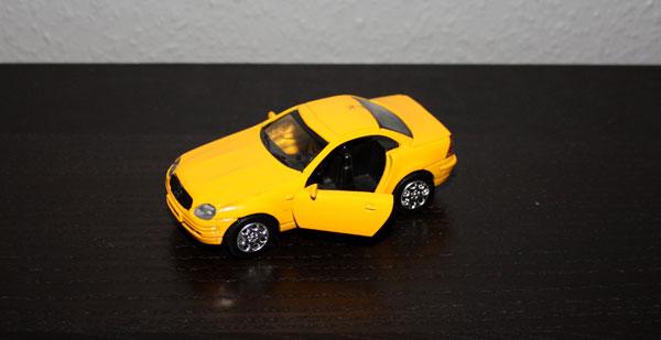Leksaksbild Mercedes Benz SLK