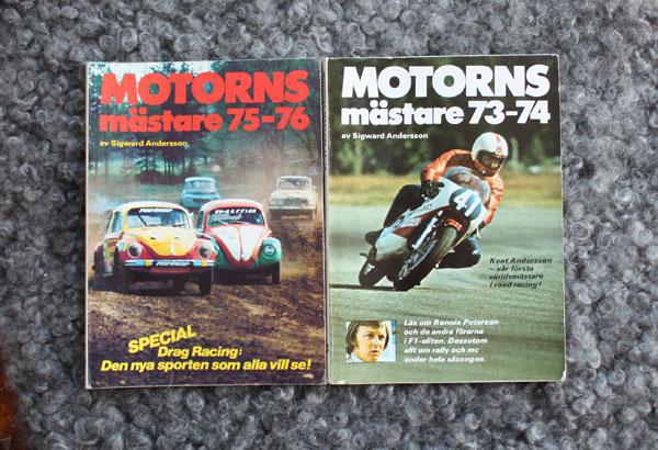 2st Motorns Mästare (73-76)