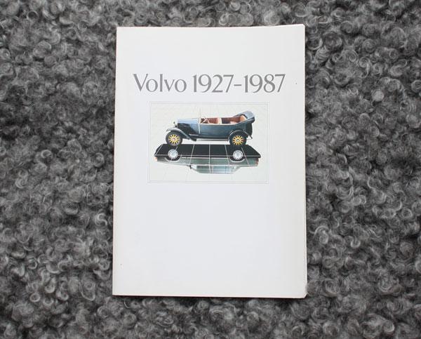 Volvo 1927-1987