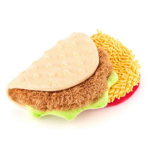 Taco, Hundleksak