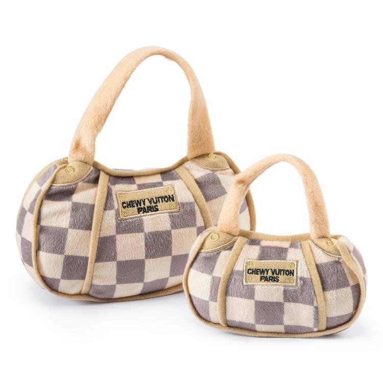 Chewy Vuiton väska m. rutor