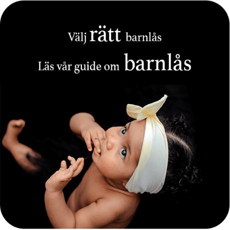 Guide för barnlås