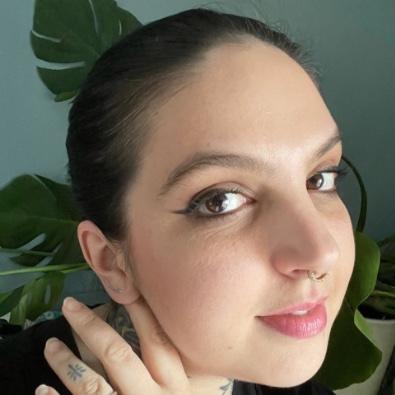 Ear Climber från MNOP Jewelry återvunnet silver