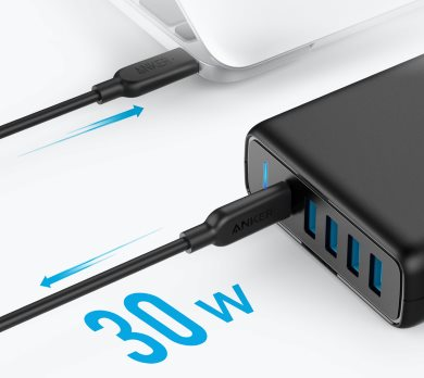 Anker PowerPort plus 5 USBC PD 30W