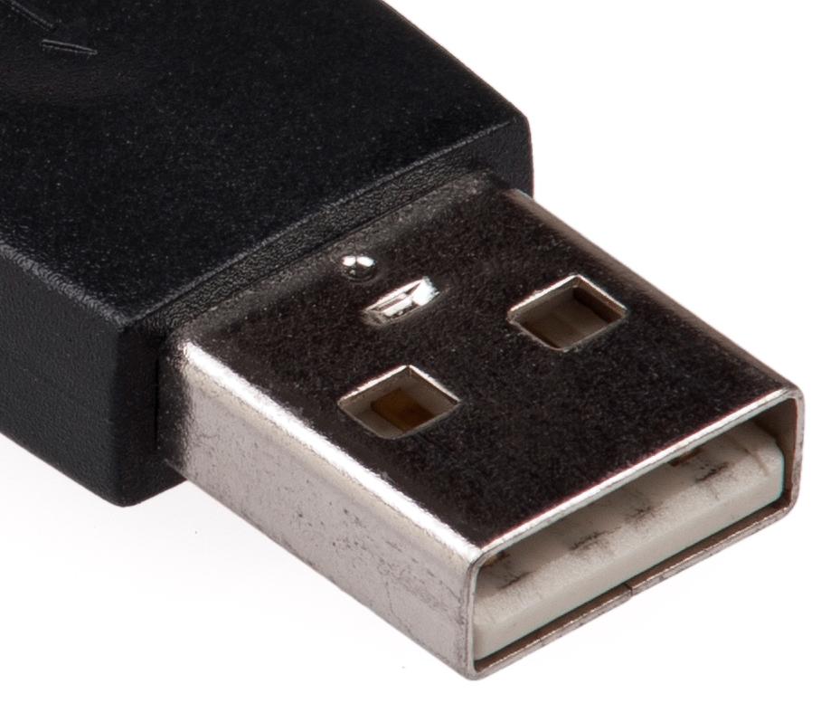 USB kontakt typ A