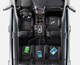 Mobilladdare för bilen