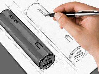 Anker design