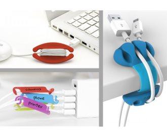 Kablar för synk och laddning av telefoner och surfplattor