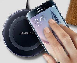 Trådlösa mobilladdare för laddning utan kablar - Samsung laddplatta