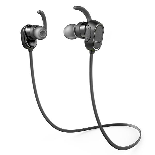 Anker SoundBuds Sport hörlurar