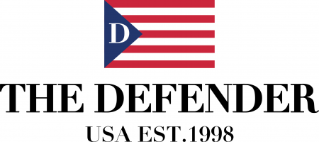 The Defender Clothing Company logo