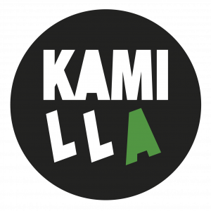 Kamillas Design logo