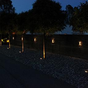 Trädgårdsbelysning 12V för hem & trädgård